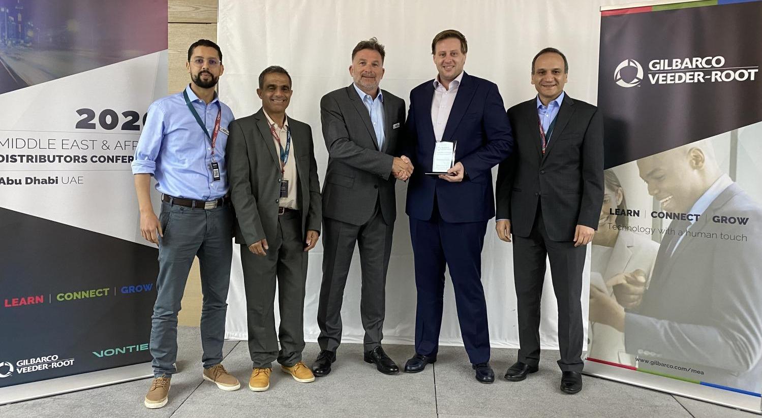Finatech Group Award